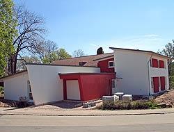 Neubau Ev. Gemeindehaus in St. Georgen
