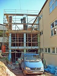 Anbau Grund- und Hauptschule Tennenbronn