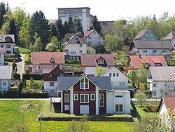 Einfamilienhaus mit unterkellerter Doppelgarage