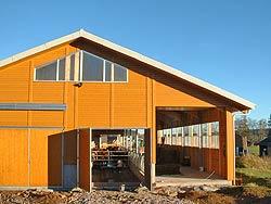 Landwirtschaftliche Nutzgebäude